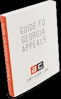 Georgia Appeals Law Guide
