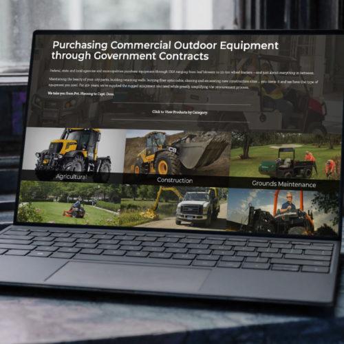 Atlanta Web Design Wordpress Designer Gwinnett Business Website Contract EKA Sales