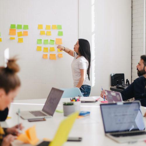 Brand Strategy Meeting, Atlanta Company Office/Team