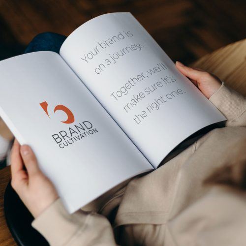 Branding Agency, Logo and Book Designer: Atlanta Firm, Brand Cultivation