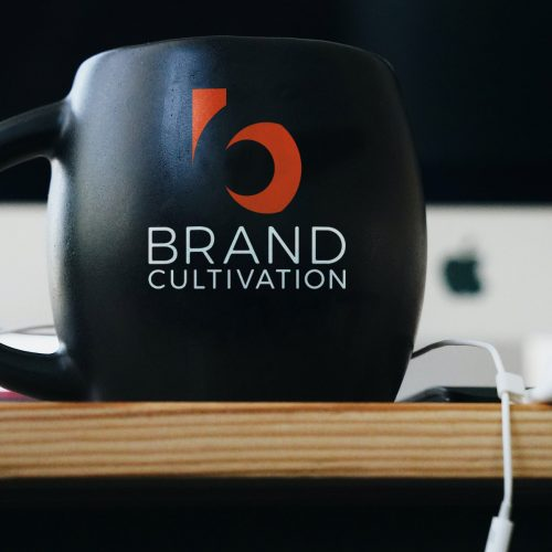 Freelance Logo Designer/Agency Work Atlanta Company, Coffee Cup