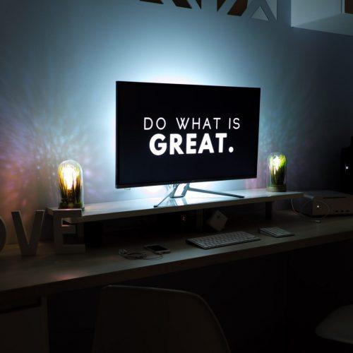 """""""Do Great Design"""" as Freelancer, Atlanta Agency"""
