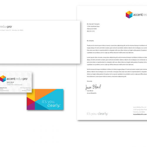Logo Design: Business Cards/Stationery, Atlanta Branding Agency