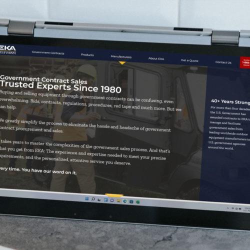 Web Designer Atlanta Project Website Design Georgia Online Sales Business EKA